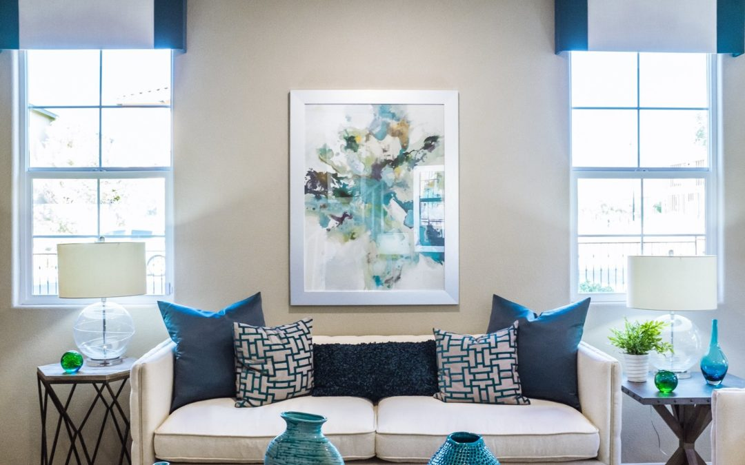 Why & How You Should Get Lively with Colour in Your Home